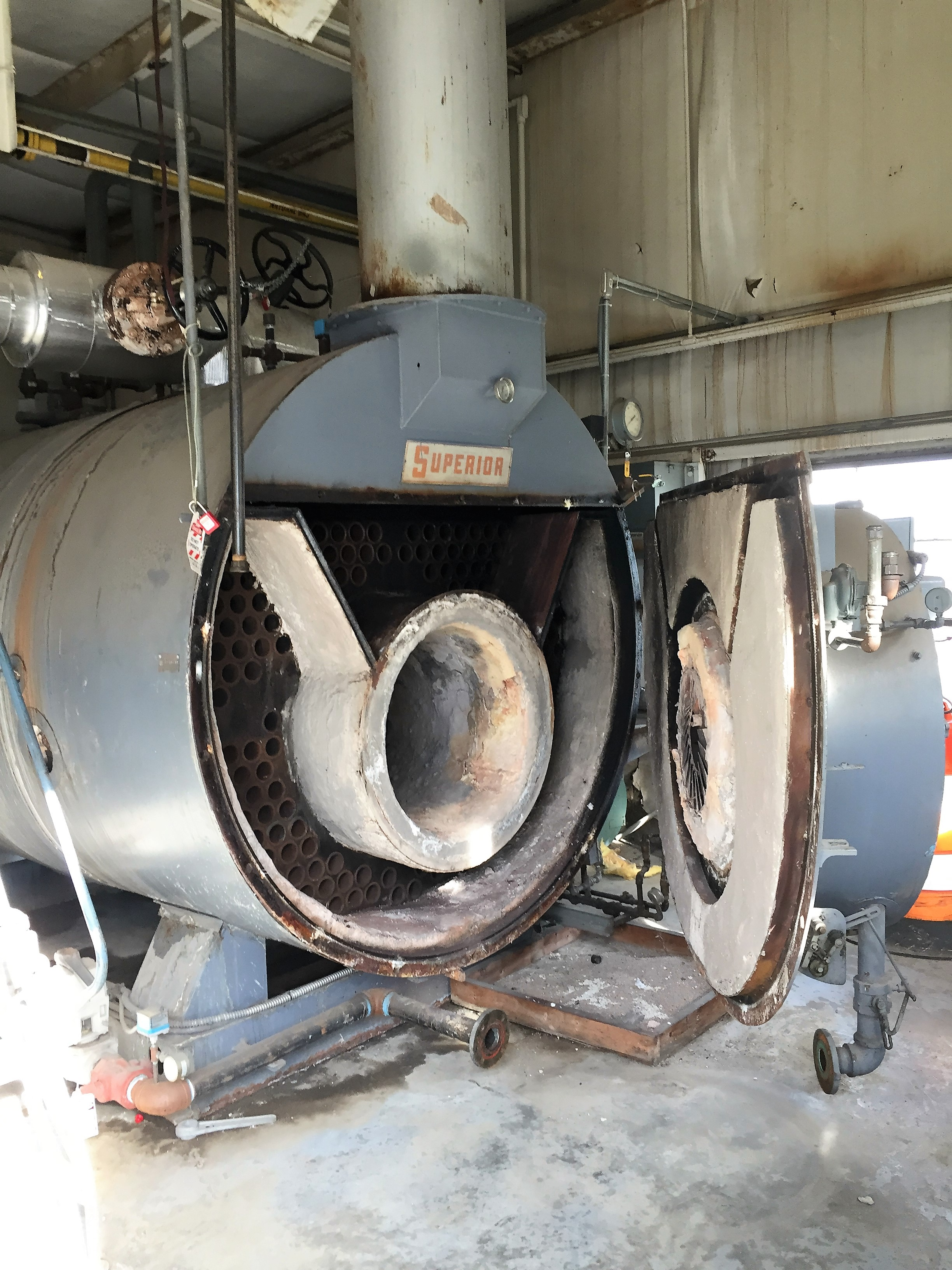 From the Field: Cast-iron and High-pressure Boilers - Boiler ...